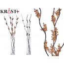 wholesale Other: long black stick bronze corsage, 2 times assorted