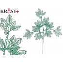 wholesale Food & Beverage: bright branch with 7 leaves 60cm green