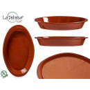 wholesale Casserole Dishes and Baking Molds: oval fountain 41x26 cm 3500ml