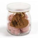 groothandel Huisgeuren/parfums: Soywax smelt Jar - Peachy Cool