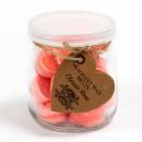 groothandel Huisgeuren/parfums: Soywax smelt Jar - Classic Rose