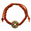 ingrosso Gioielli & Orologi: Braccialetti Feng-Shui di Good Luck - Arancione