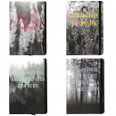 wholesale Notebooks & Tablets: Cool A5 Notebook - Blank Paper - Wisdom
