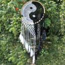groothandel Woondecoratie: Bali Dreamcatchers - Extra grote Ying Yang D: 50cm
