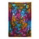 wholesale Wall Tattoos: Single Cotton Bedspread + Wall Hanging - Cycle of
