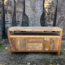wholesale Consumer Electronics: Large TV Stand - Recycled Wood