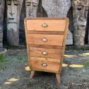 wholesale Consumer Electronics: 4 Draws Storage - Recycled Wood