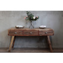 wholesale Consumer Electronics: Console Table - Recycled Wood - 150x50x80cm