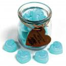 groothandel Huisgeuren/parfums: Soywax smelt Jar - Dewberry