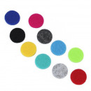 wholesale Beads & Charms: Aromatherapy Jewellery - Spare Pack of 12mm Pads -