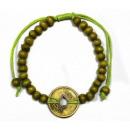 ingrosso Gioielli & Orologi: Braccialetti Feng-Shui di Good Luck - Verde