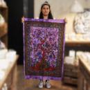 nagyker Faltetoválás: Cotton Wall Art - Életfa - Klasszikus