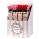 Großhandel Drogerie & Kosmetik: 12xReife für den Einzelhandel Seifenblume - Mittle