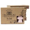 groothandel Huisgeuren/parfums: Doos met 6 wassmelt - Donker sandelhout