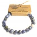 wholesale Bracelets: Power Bracelet - Sodalite