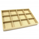 wholesale Displays & Advertising Signs: Twelve Compartment Display Tray