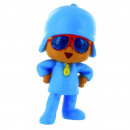 wholesale Sunglasses: Pocoyo - Pocoyo with sunglasses 7cm character, S