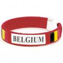 groothandel Woondecoratie: Pakket van 12 Armbaender België Art 070011803