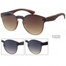 wholesale Sunglasses: Package with 12 sunglasses item no. 1020