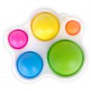 wholesale Jewelry & Watches: Mini Push Pop - Pop it - Keychain - Spie