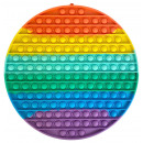 wholesale Drugstore & Beauty: Push Pop XXL - Pop it - Round, Multicolored - 3 pi
