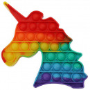 groothandel Wellness & massage: Push Pop - Pop it - Paard Veelkleurig - 3 ...