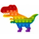 groothandel Speelgoed: Push Pop - Pop it - Veelkleurige Dinosaurussen - 3