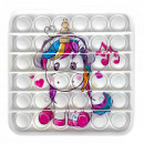 wholesale Drugstore & Beauty: Push Pop - Pop it - Square Pony - Game - Toy 3 S