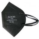 FFP2-Maske 25 Stück/Box zertifiziert Schwarz