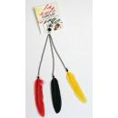 wholesale Earrings: Package with 6 ear clips Art. OC650896