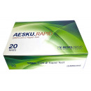 AESKU COVID-19 SARS-CoV-2 Schnelltest – 20er Box