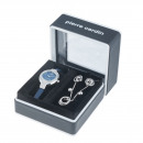 wholesale Jewelry & Watches: Gift set Pierre  Cardin watch PCX6179L263