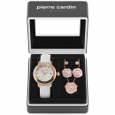 Pierre Cardin  Watch PCX6063L260 Gift Set Jewelry