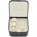 Pierre Cardin  Watch PCX4377L189 Gift Set Jewelry