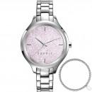 Großhandel Schmuck & Uhren: Esprit Uhr  ES109602005 Geschenk Set Armband