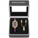 Pierre Cardin  Watch PCX6331L276 Gift Set Jewelry