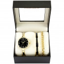 Großhandel Schmuck & Uhren: Montine Uhr MOX5124L22 Geschenk Set Schmuck