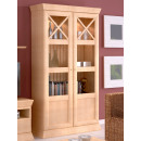 Showcase Display Case Glass display case 2-door Qu