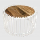 Coffee table round ø 70 cm living room table