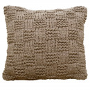 wholesale Cushions & Blankets: Decorative Pillows knit design with inlet and fill