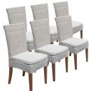 grossiste Meubles de jardin: Chaises de salle à manger chaises en rotin véranda