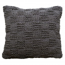 Decorative Pillows knit design with inlet and fill