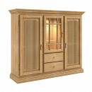 wholesale Drinking Glasses: Highboard highboard Duett B 162 H 136 cm 3 doors