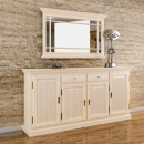 wholesale Mirrors: Sideboard set duet with wall mirror 212 x 213 cm