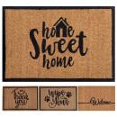 groothandel Tapijt en vloerbedekking: Kokosmat 60 x 40 cm deurmat deurmat deurmat