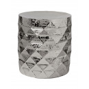 Side table metal ø 40 x 45 cm decorative table Mar