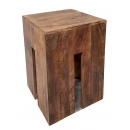 wholesale furniture: Stool Seat cube 28 x 45 x 28 cm square