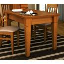Esstisch Esszimmer-Tisch mit fester Platte oder Kl