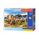 PUZZLE PREMIUM 300  Teile Kilimanjaro Morgen