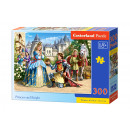 PUZZLE PREMIUM 300 items Princess end Knight